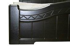 Кровать Доминика (1,80 м.) (ассортимент цветов), фото 2