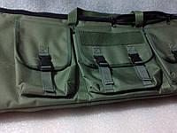 Тактический чехол-рюкзак для переноски оружия Собственное производство, Чехол, Олива