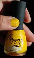 Лак Happy nails Sand effect