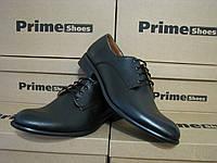 Обувь кожаная класика на шнурках PRIME