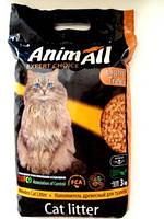 Animal древесный наполнитель для кошек 3 кг.