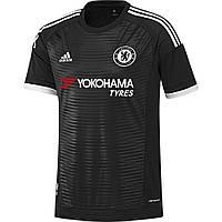 Футбольная форма 2015-2016 Челси (Chelsea), выездная, черная, н22