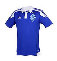 Футбольная форма 2015-2016 Динамо Киев (Dynamo Kiev) выездная, синяя, н30