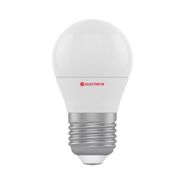 Светодиодная лампа Electrum D45 6W 4000К
