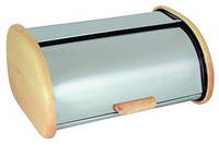 Хлебница с нержавеющей стали.Эксклюзивный дизайн.Высококачественная нержавеющая сталь.BG-3008 Производитель Ve
