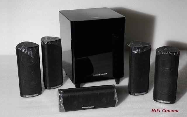 HarmanKardon HKTS 16 BQ 5.1 set Home Theater System