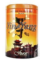 """Favor """"Yin-Yang"""" черный + зеленый чай Yellow+Light, 150 г"""