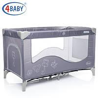 Детская кровать-манеж 4Baby Royal