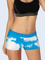 Женские короткие шорты - новые модели