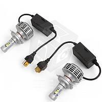 Светодиодный набор головного света UP-6HL (H4, 3000 лм, совместим с CAN-шиной)