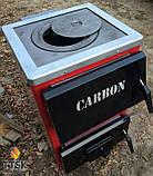 Котли твердопаливні для пироготовления їжі CARBON ( Карбон) КСТО 18 П Котел-плита, фото 2