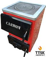 Котел на твердом топливе Карбон(CARBON) КСТО 14 П  Котел-плита
