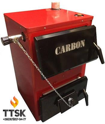 Котлы на твердом топливе CARBON ( Карбон)  КСТО 18 квт