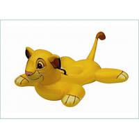 """Детская надувная игрушка """"Король Лев"""" Intex 58520"""