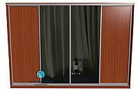Раздвижная система для сборки шкафа купе на 4 двери.  Ручка АА114. Габариты 2800(Ш) х 2200(В).