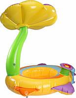 """Детский надувной круг """"Цветочек"""" Intex 56580"""