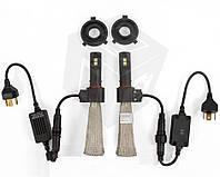 Светодиодный набор головного света UP-G5-H4HL-CR-3000lm (H4, 3000 лм, холодный белый)