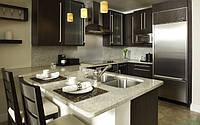 Как выбрать столешницу в кухню. Пять достоинств искусственного камня в кухонном гарнитуре.