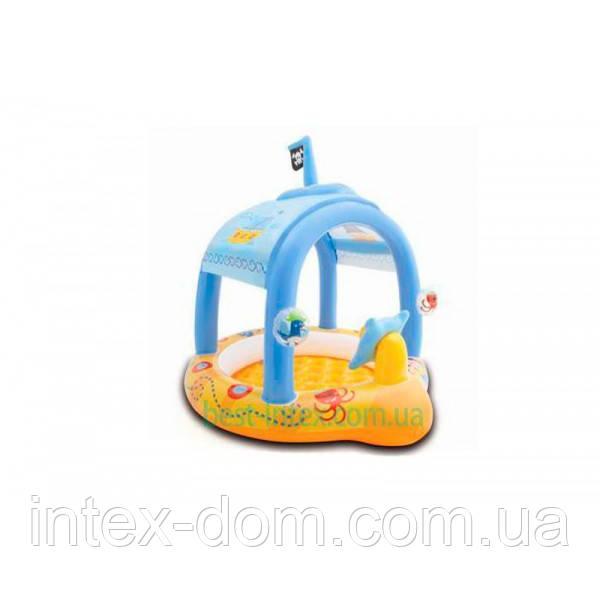 Надувной бассейн Intex Little Captain 107x102x99 (57426)