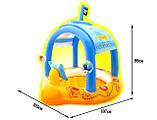 Надувной бассейн Intex Little Captain 107x102x99 (57426), фото 2