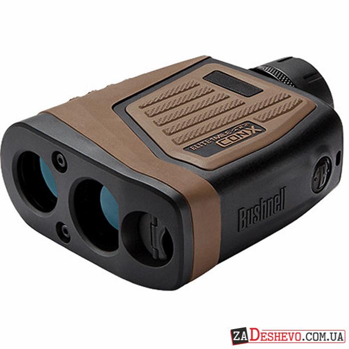 Лазерний далекомір Bushnell Elite 1 Mile CONX 7x26 Laser Rangefinder з Bluetooth (202540)