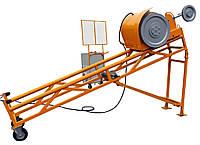 WS-11 канатная машина для распиловки блоков камня