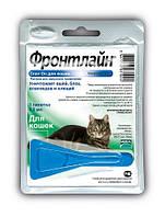 Фронтлайн (Frontline) Спот - он для котов, монопипетка