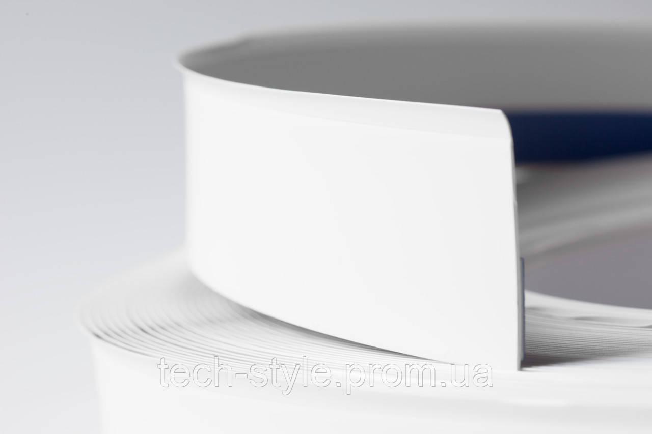 Нащельник 60 (1,0) мм самоклеющийся белый