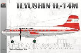 ІЛ-14М 1\72 Fox Models