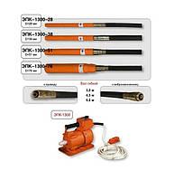 Вибратор глубинный ЭПК–1300–38 вал 3 м, вибронаконечник д–38 мм (220 В, 1–ф) ЯЗКМ