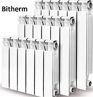 Радиатор биметаллический BITHERM 500/80 180 Вт/секция