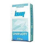 Knauf шпаклевка Uniflot, мешок 25кг