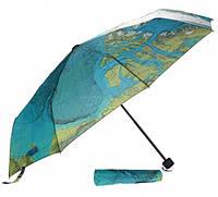 Зонт Карта мира