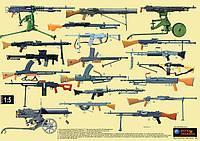 Комплект плакатов стрелкового оружия, фото 1