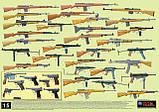 Комплект плакатів стрілецької зброї, фото 3