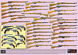 Комплект плакатів стрілецької зброї, фото 4