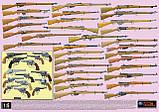 Комплект плакатов стрелкового оружия, фото 4