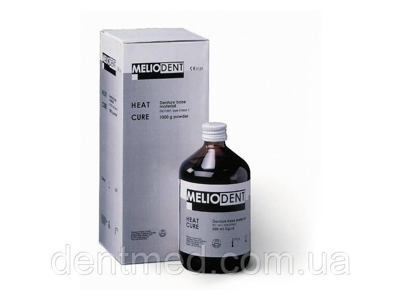 MELIODENT HC, базисная пластмасса горячей полимеризации  (1кг+500мл) NaviStom