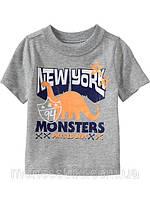 Детская футболка для мальчика 12-18, 18-24 месяца