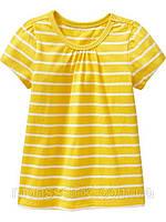 Детская футболка для девочки  12-18, 18-24 месяца, 2 года