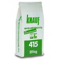 Knauf невелир шпахтель 415, мешок 25кг