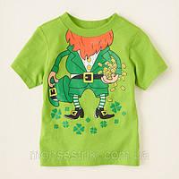 Детская футболка для мальчика  2 года
