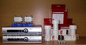 Комплект для самостоятельной установки «Базовый SD - 2» (на 2 телевизора)