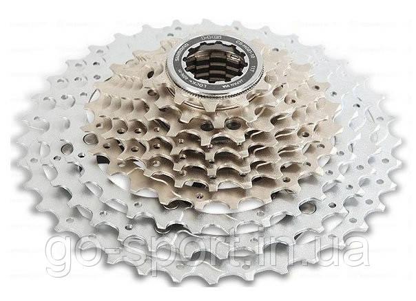 Велосипедная Кассета Shimano CS-HG81 SLX