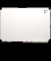 Доска маркерная сухостираемая 100х200см алюм.рамка S-line
