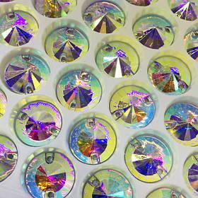 Камни цвета Crystal AB(хамелеоны)