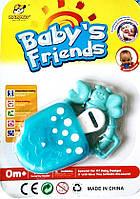 Игрушка для прорезывания зубов малыша в виде мороженного