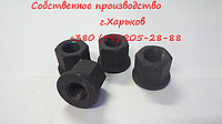 Гайка шестигранная с буртиком ГОСТ 8918-69