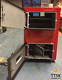 Автоматизированный твердотопливный котел CARBON  ( Карбон) КСТО 18 кВт + Regulus, фото 2