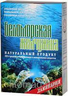 Ламинария Морская капуста 100г (сухая) Беломорская жемчужина